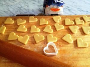 biscottini di pasta frolla ...semplici