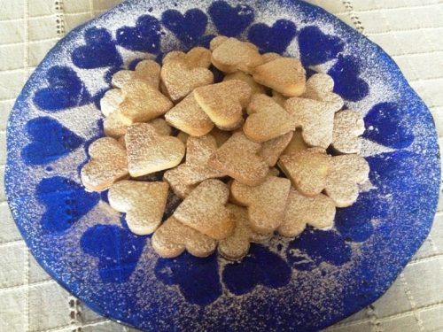 Biscottini di frolla…semplici