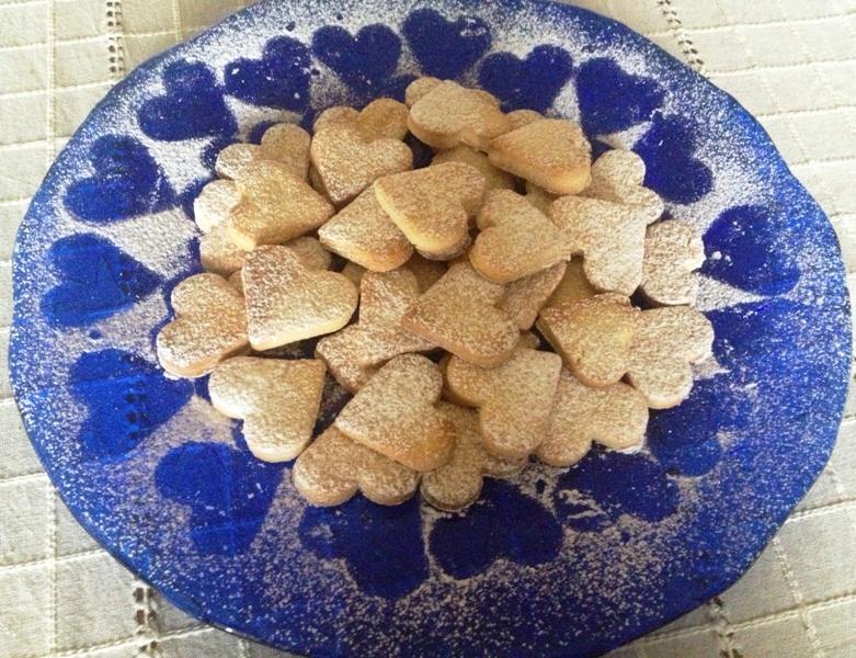 biscottini di frolla ..semplici