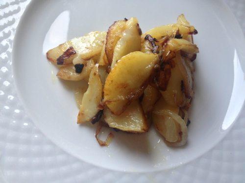 Patate e cipolle di Tropea