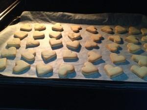 biscottini di pasta frolla...semplici