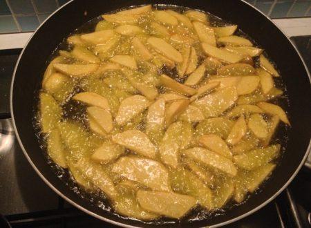 Patatine fritte …ricetta golosa