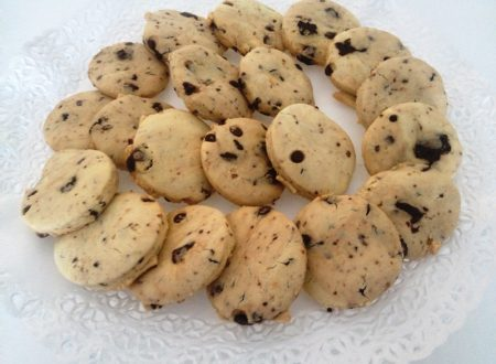 Biscotti leggeri con farina di riso