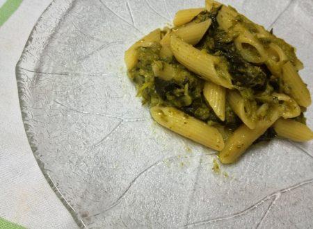 Pasta risottata con cime di rapa