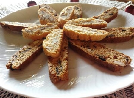 Biscotti tozzetti calabresi con mandorle