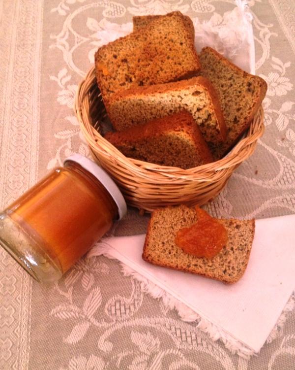 marmellata di arance conserva invernale