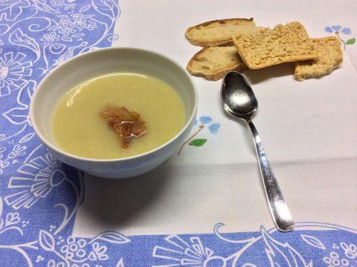 Crema di finocchi ricetta leggera