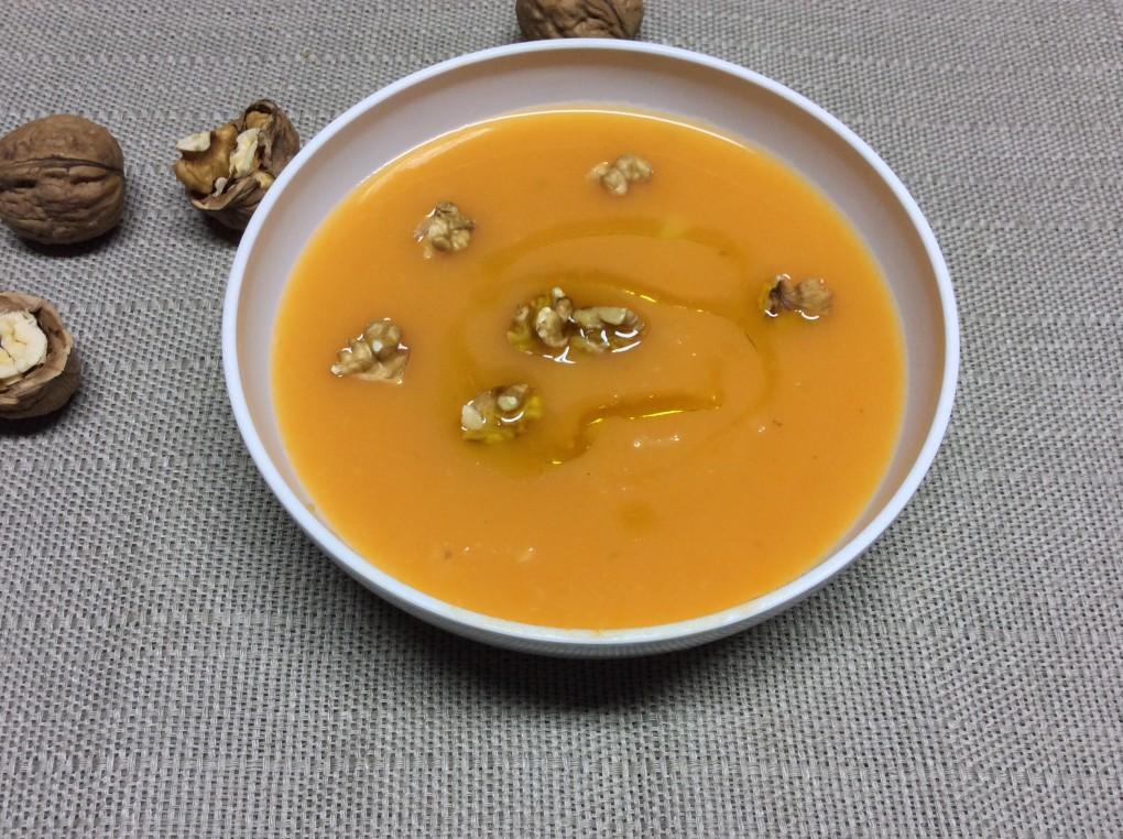 Crema di zucca e patate ricetta delicata