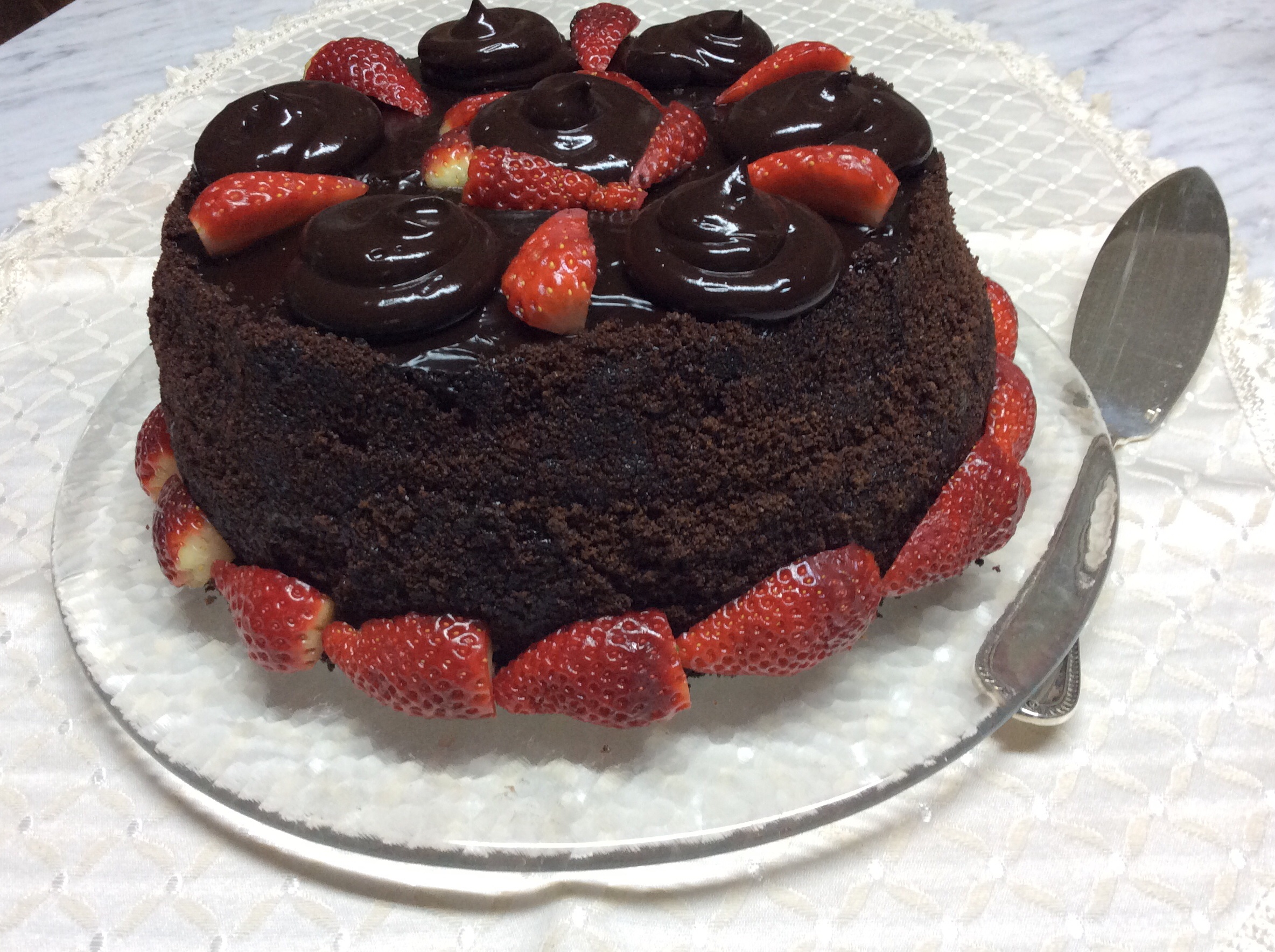 Torta Brooklyn cioccolatosamente
