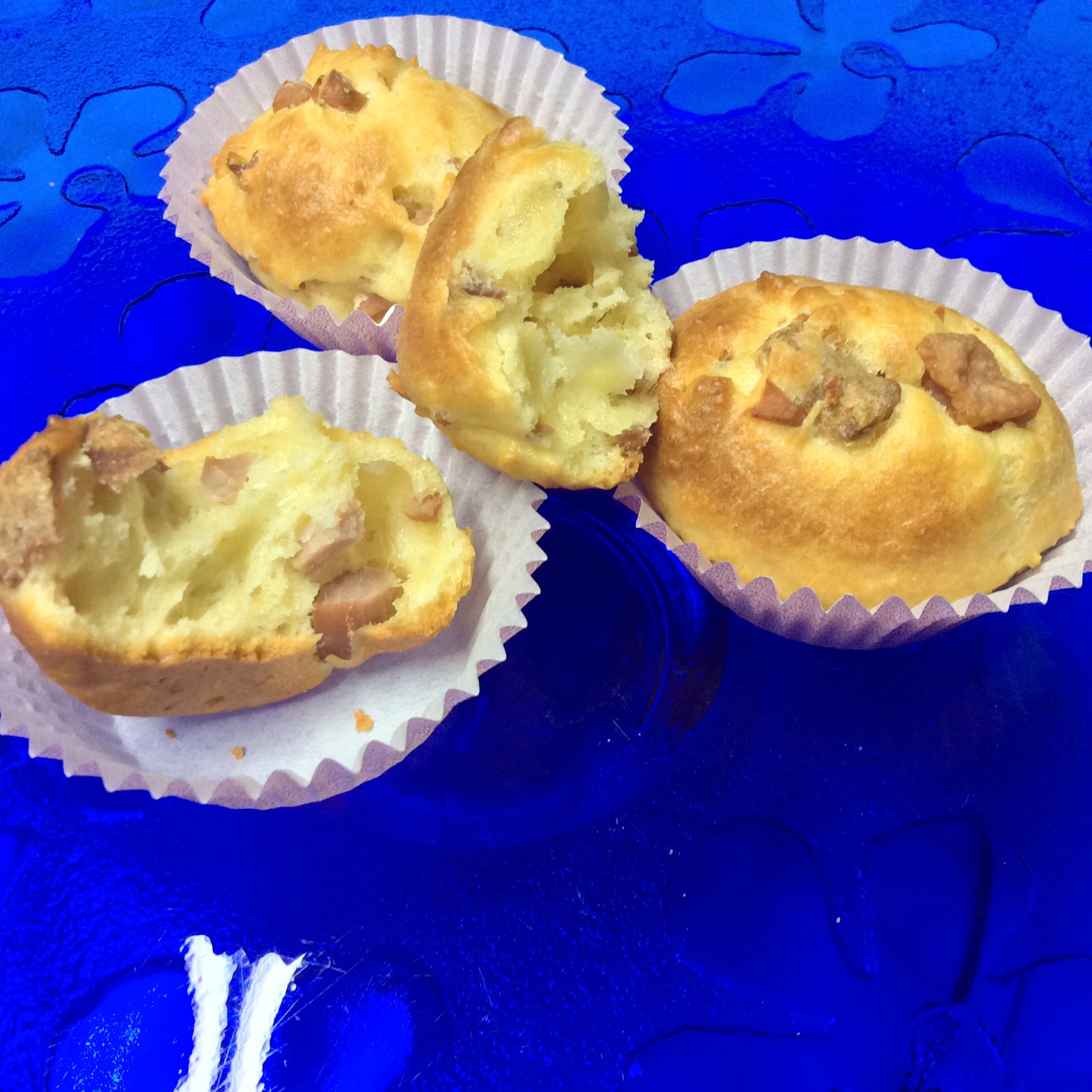 Muffins salati ricetta gustosa
