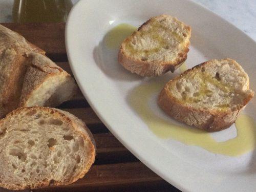 Pane di grano duro e farina integrale