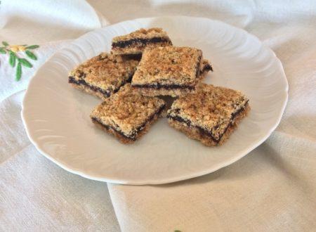 Trancetti con farina di segale ricetta dolce