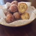 Castagnole dolci fritti di carnevale