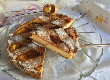 Pastiera dolce di Pasqua  ricetta regionale