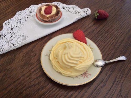 Crema pasticcera metodo vulcanico