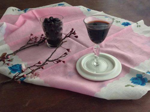 Liquore di amarene aromatico e profumato