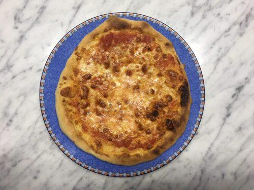 Pizza impasto  con metodo poolish