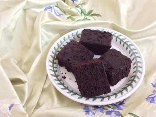 Quadrotti al cioccolato fondente  passione per tutti