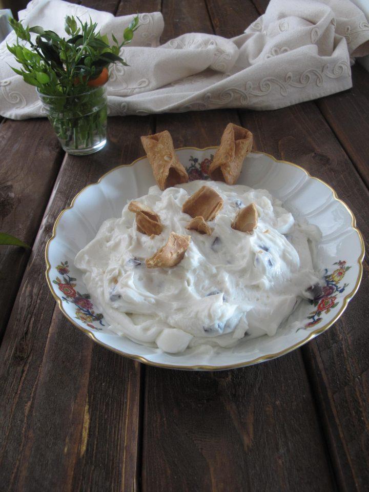 dessert di ricotta