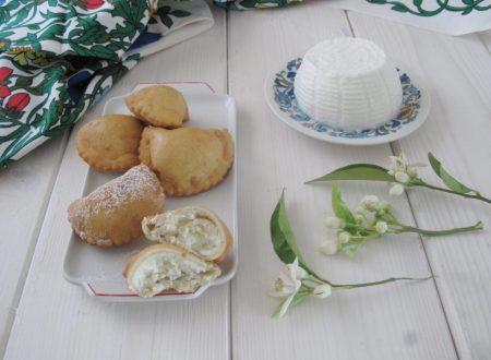 Panzerotti dolci di ricotta gustosa ricetta della tradizione calabrese