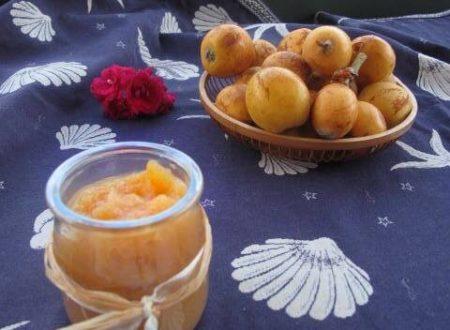 Confettura di nespole aromatiche calabresi