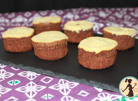 Muffin cioccolato e cheesecake
