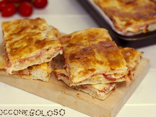 Pizza Parigina napoletana