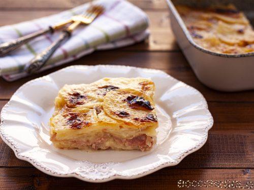 Parmigiana di patate – ricetta veloce