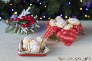 Ricciarelli di Siena - ricetta natalizia facile e veloce