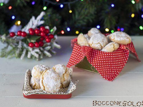 Ricciarelli di Siena – ricetta natalizia facile e veloce