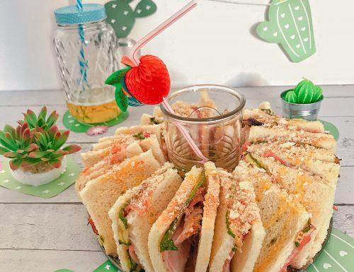 Ciambella di sandwich