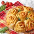 pomodoro origano, mozzarella