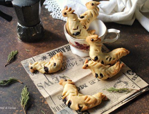 Uccelletti di Sant'Antonio ricetta tipica abruzzese