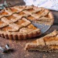 Crostata ala grano saraceno e confettura senza glutine