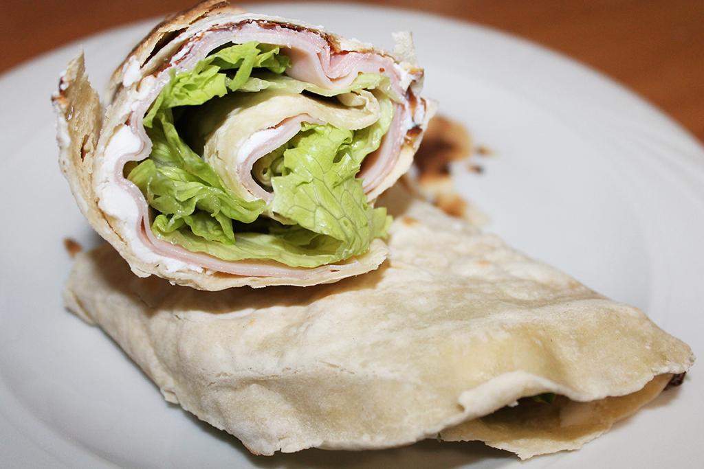 pane indiano senza grassi