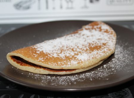 Pancakes senza uova e senza lievito