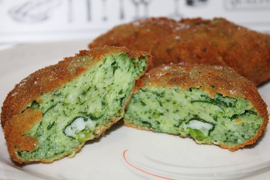 spinacine di pesce