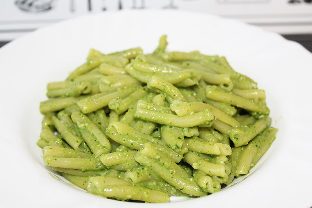 pesto di spinaci e noci