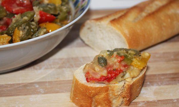 Peperoni a salsa, ricetta salentina: squisiti!