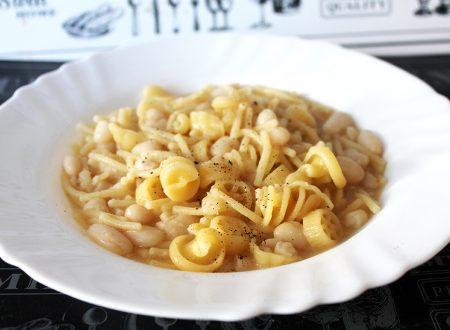 Pasta e Fagioli, buona e cremosa