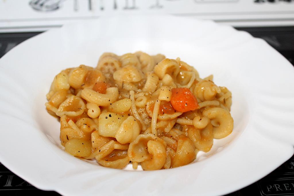 pasta patate