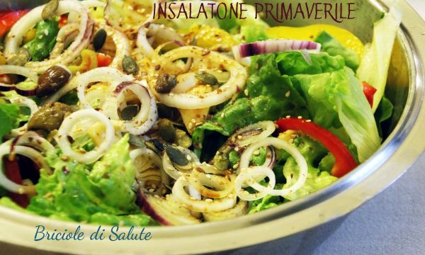 Insalatone primaverile