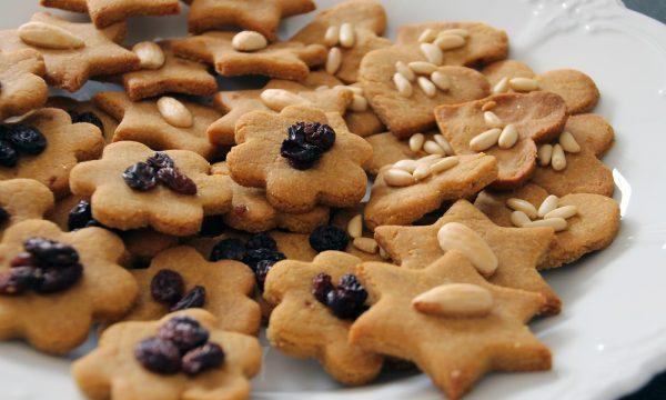 Biscotti al limone gluten free