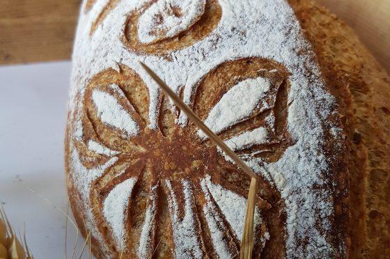 Un amore di pane con lievito madre
