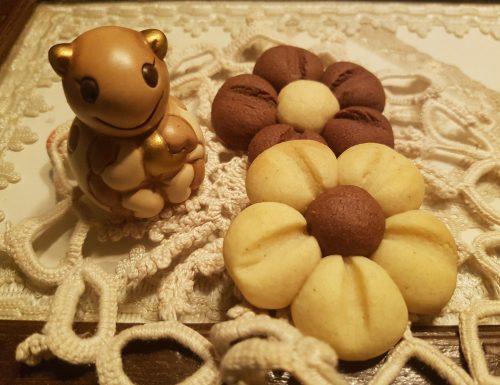 Biscottini di frolla  thun
