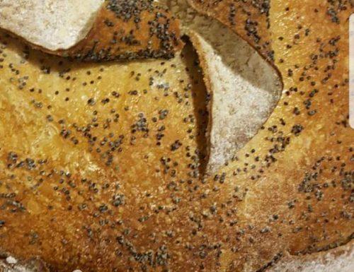 Pane con prefermento.   In  giornata  (metodo indiretto).