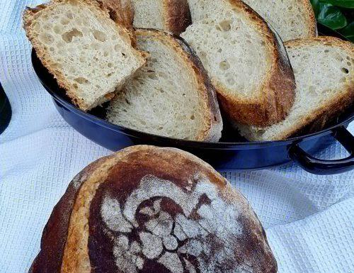Pane senza stress con poolish