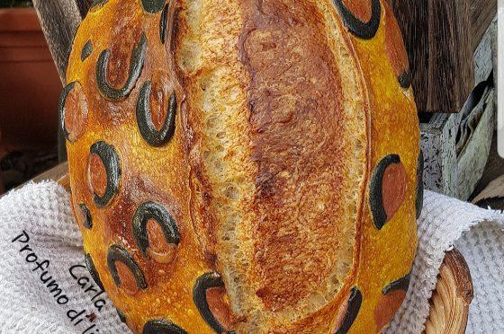Pane con esubero di licoli.