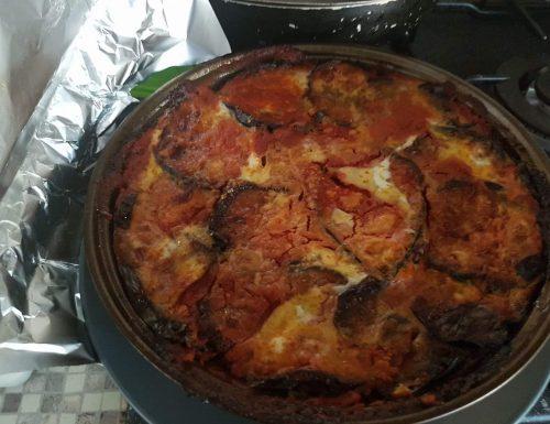 Parmigiana di melanzane come la faceva  mammà.