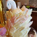 Torta cigno